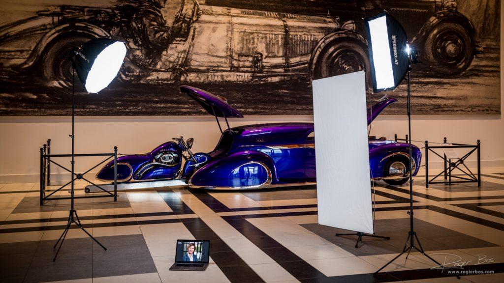 Louwman automuseum in Den Haag - ook een hele leuke locatie voor uw event!