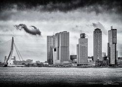 Architectuur - Rotterdam Wilhelminapier-2