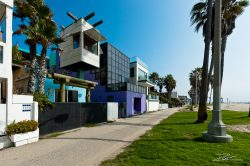 Architectuur - Santa Monica beach property