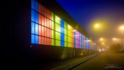 Bedrijfsgebouw op Schiphol