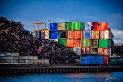 Het levenseinde van containers
