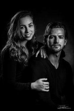Familie Portret fotoshoot studio verloving-4