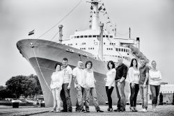 Familieportret SS Rotterdam-1