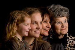 Family portrait 4 generations-1