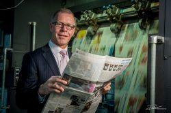 Industrieel - Pers en krant