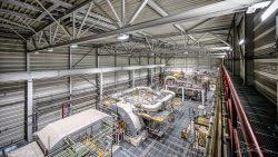 Industrieel complex metaal stoomturbine-6