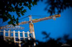 Industrieel fotograaf - bouw - aannemer