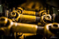 Industrieel fotograaf - metaal - fabriek - profiel