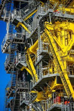 Industrieel fotograaf - scheepsbouw offshore drilling-1