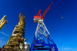 Industrieel fotograaf - scheepsbouw offshore drilling-5