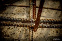 Industriele fotograaf - bouw Rotterdam Betonvlechten windturbine-4