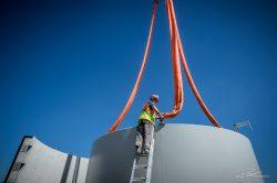 Industriele fotograaf - bouw windturbine Capelle ad Ijssel-10