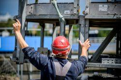 Industriele fotograaf - bouw windturbine Capelle ad Ijssel-3