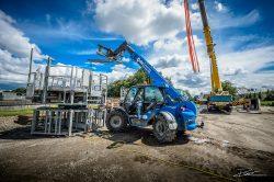 Industriele fotograaf - bouw windturbine Capelle ad Ijssel-6