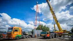 Industriele fotograaf - bouw windturbine Capelle ad Ijssel-7