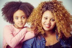 Particulier-familieportret moeder en dochter-1