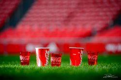 Reclamefotografie - Coca-Cola in de Amsterdam Arena