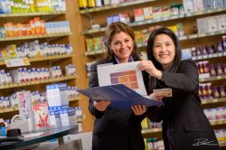 Reclamecampagne voor de branchevereniging van drogisterijen