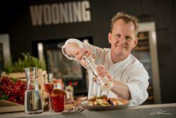 Reclamefotografie: catering in de keuken