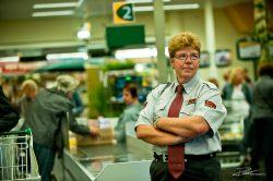 Redactioneel - Supermarkt beveiliging