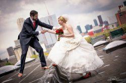 Trouwfotograaf bruidsreportage Rotterdam Maassilo-3