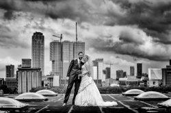 Trouwfotograaf bruidsreportage Rotterdam Maassilo-4