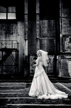 Trouwfotograaf bruidsreportage Rotterdam Maassilo-5