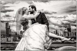 Trouwfotograaf bruidsreportage Rotterdam Maassilo-6