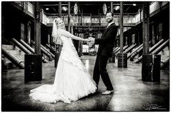 Trouwfotograaf bruidsreportage Rotterdam Maassilo-9