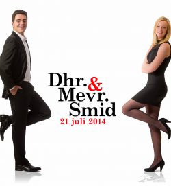 Trouwkaart Mr and mrs Smith-1