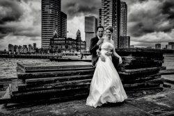 Trouwreportage bruidsfotograaf Rotterdam-3