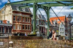 Trouwreportage bruiloft Delfshaven -1