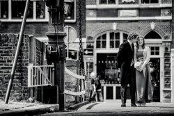 Trouwreportage bruiloft Delfshaven -2