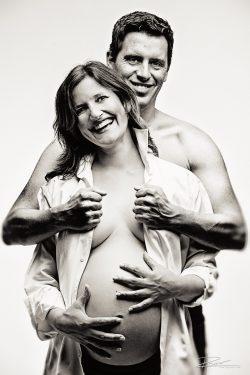 Zwangerschap fotoshoot studio-7
