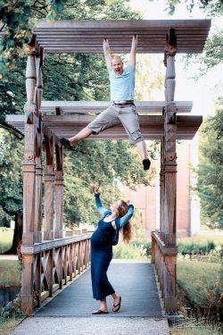 Zwangerschapsshoot Pregnant Clingendael Den Haag-1