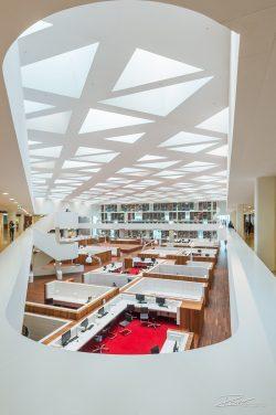 architectuurfotografie ErasmusMC Rotterdam-1