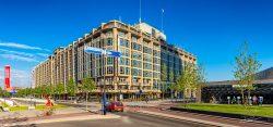 architectuurfotografie architect Fotograaf Centraal Station Rotterdam-1
