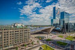 architectuurfotografie architect Fotograaf Centraal Station Rotterdam-12