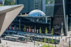 architectuurfotografie architect Fotograaf Centraal Station Rotterdam-13