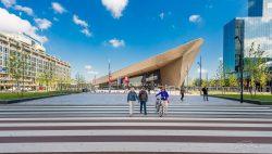 architectuurfotografie architect Fotograaf Centraal Station Rotterdam-14