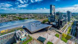 architectuurfotografie architect Fotograaf Centraal Station Rotterdam-3