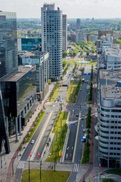 architectuurfotografie architect Fotograaf Centraal Station Rotterdam-4