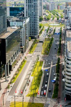 architectuurfotografie architect Fotograaf Centraal Station Rotterdam-5