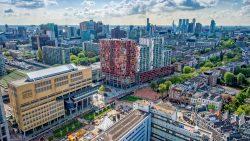 architectuurfotografie architect Fotograaf Centraal Station Rotterdam-8