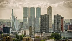 architectuurfotografie architect Fotograaf Centraal Station Rotterdam-9