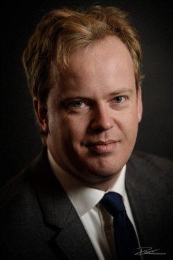 Portret van advocaat