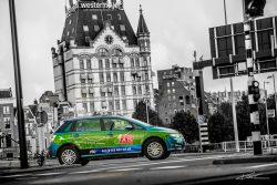 Electrische taxi Rotterdam