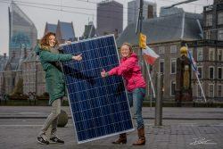 Duurzaamheid - zonnepaneel