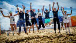 Event-Personeelsfeest-sportdag op strand-6
