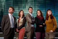 Groepsfoto Rotterdam Account Managers